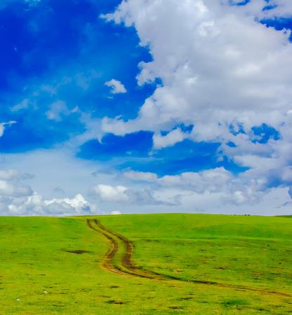 praterie paesaggio