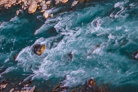 scour: River
