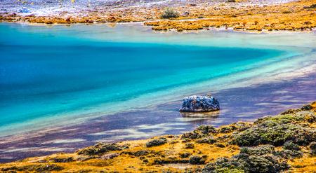 aden: highland lakes Stock Photo