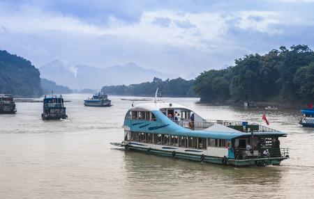 downstream: Guilin, Yangshuo tour Editorial