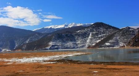 aden: snow mountain