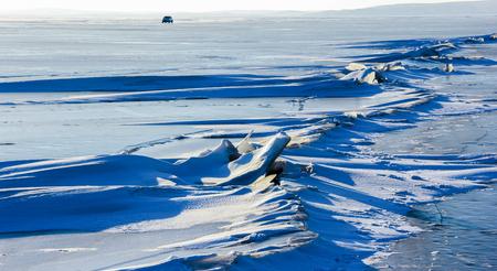 ice sheet: Ice sheet