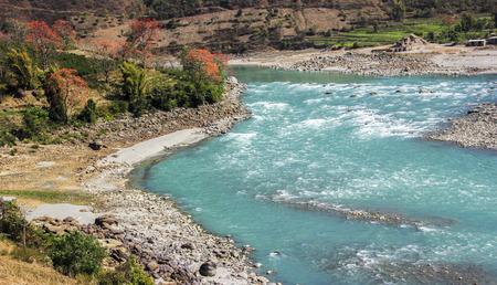 nu: Nu River grand canyon