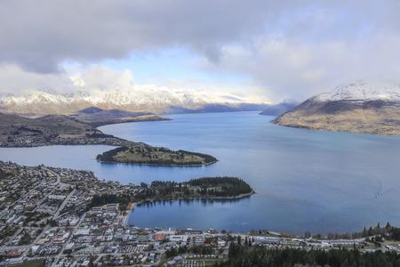 coastline: Aerial view of coastline