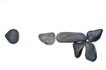 rock stone: Shooting guns