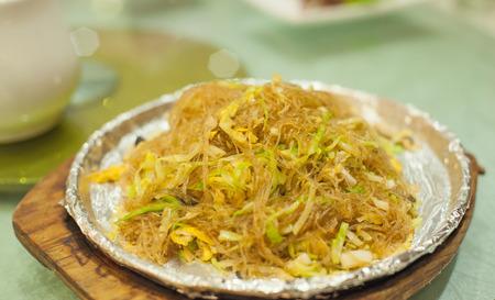 vermicelli: Fried vermicelli