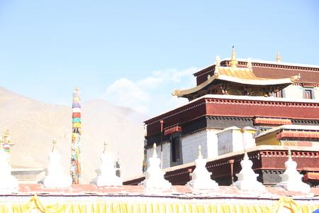 Religious sites in Linzhi