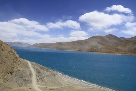 푸른 호수