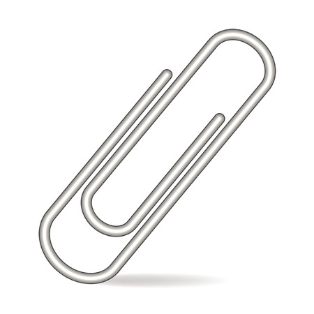 Vector paperclip