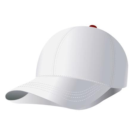 hat with visor: baseball cap