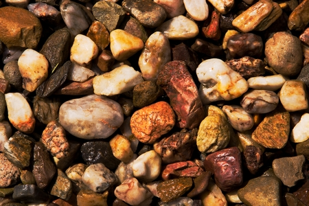 rock bottom: stone
