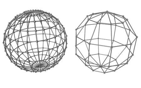 3d sphere  photo