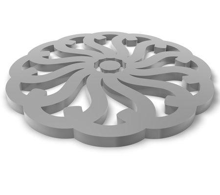 ellements: abstract circle ellements  Stock Photo