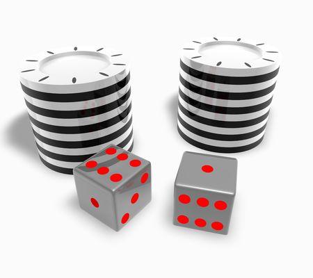 chances are: casino elements