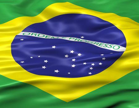 set series: Brazil flag