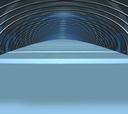 tunel: tunel