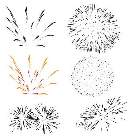 firework  Stock Photo - 3887719