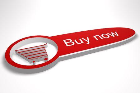 buy now button Stock Photo - 3887758