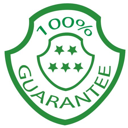 guarantee stamp Stock Photo - 3887845