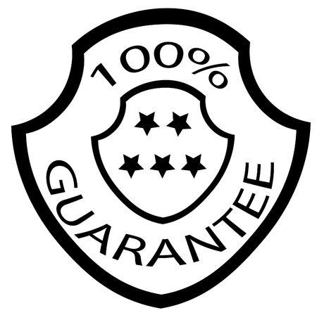 guarantee stamp Stock Photo - 3887829