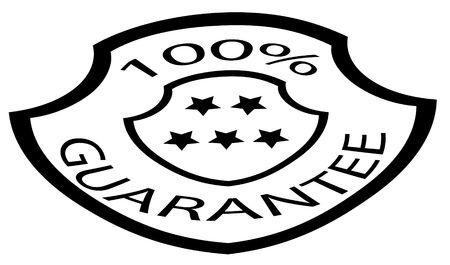 guarantee stamp Stock Photo - 3887846