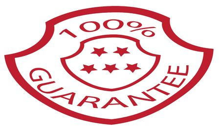 guarantee stamp Stock Photo - 3887810