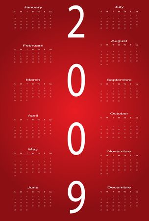 calendar 2009  photo