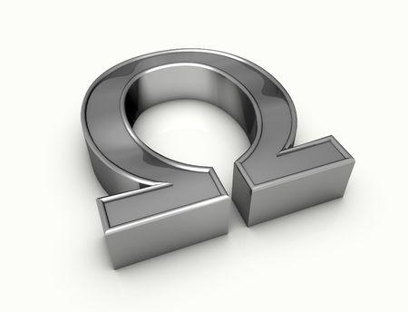 ohm symbol: ohm symbol
