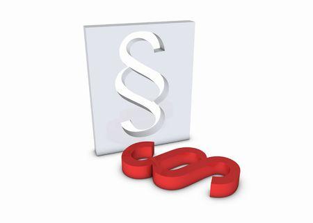 paragraph: paragraph symbol  Stock Photo