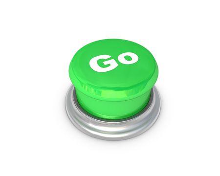 activation: button Stock Photo
