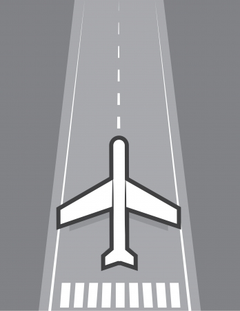 taking off: Avi�n aterrizando o despegando de la pista