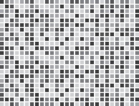 ordered: Abstract gray boxes background pattern