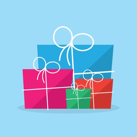 secret love: Regalo paquete en diferentes tama�os y colores
