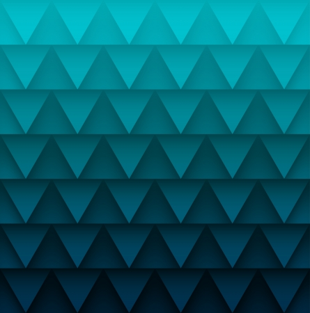 3d image: Texture of triangles. Illustration