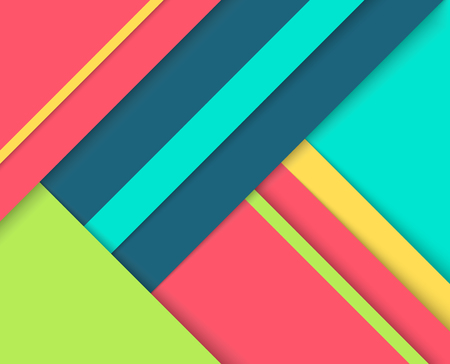 Résumé de fond avec des couches colorées.