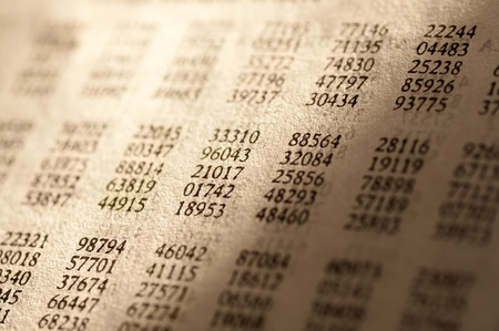 codex: Random numbers in Statistics
