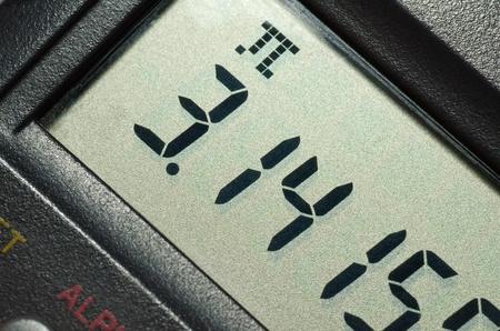 Pi number on calculator
