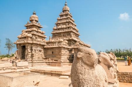 mahabalipuram: Shore Temple