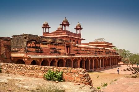 fatehpur: Fatehpur Sikri Stock Photo