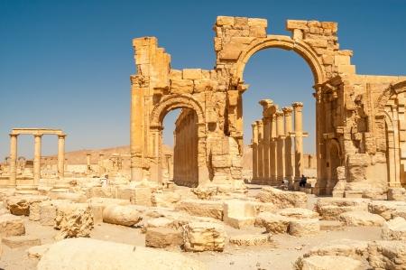 hadrian: Hadrian Arch