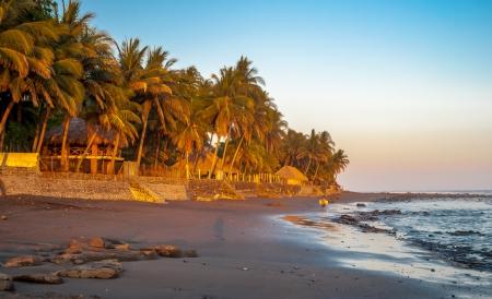 el: Evening at The Beach
