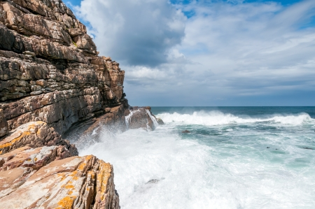 cape of good hope: Ocean at Cape of Good Hope