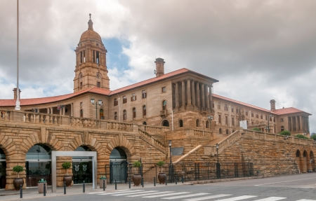 Parlament: Parlament in Pretoria