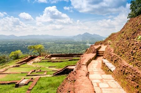 sigiriya: View from Sigiriya Mountain
