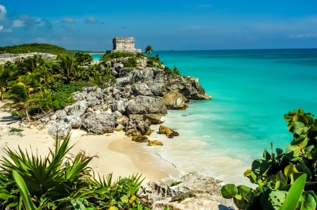 tulum: God of Winds Temple - Tulum