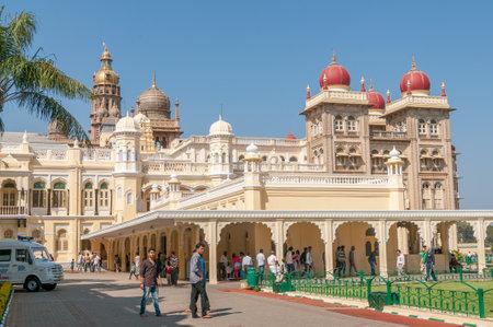 karnataka: Mysore Palace Complex Karnataka, India