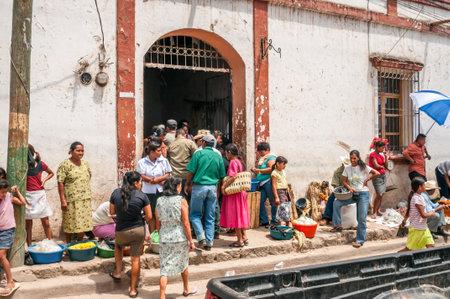 コパン - ホンジュラスからの人々