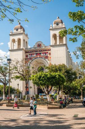 el: San Salvador Cathedral - El Salvador