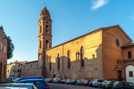 francesco: Basilica of San Francesco  Siena