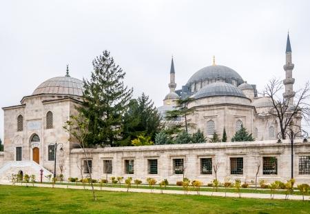camii: Suleymaniye Mosque  Suleymaniye Camii  in Istanbul